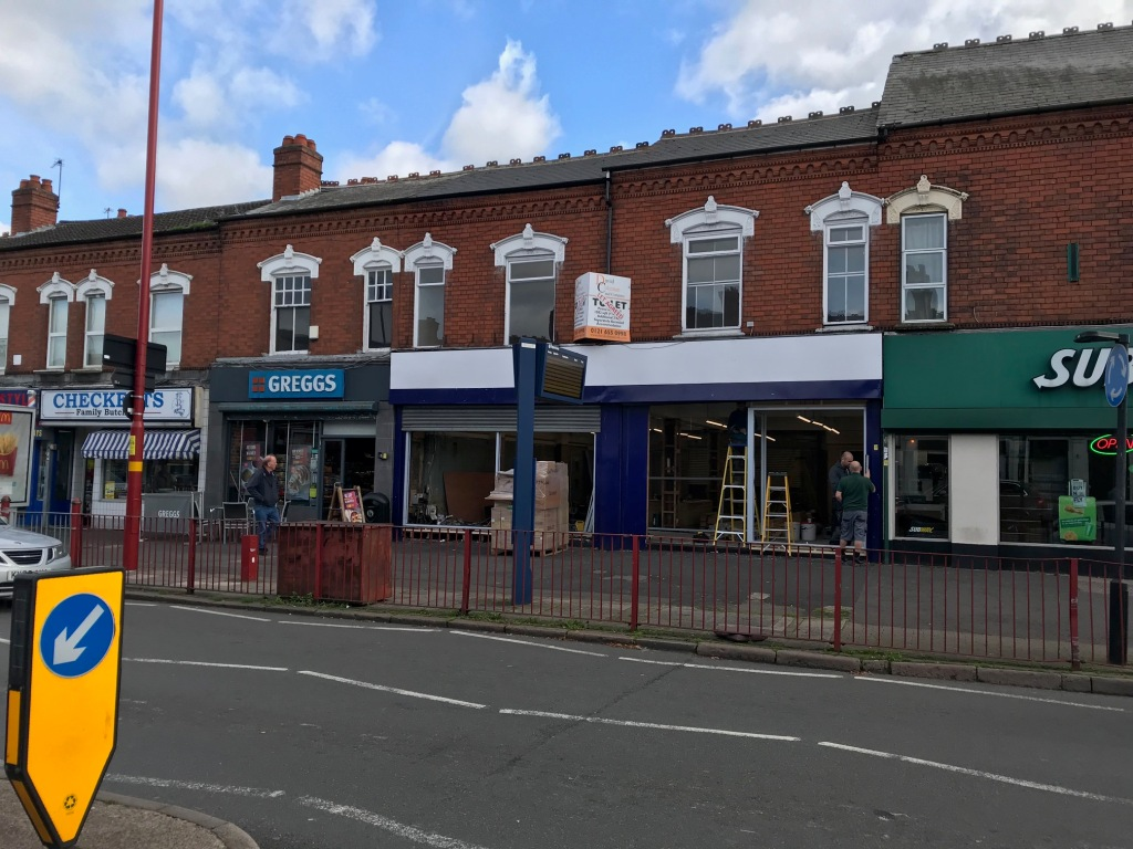 Burley Browne delivers Card Factory letting