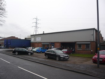 Burley Browne secure letting for Witton industrial unit