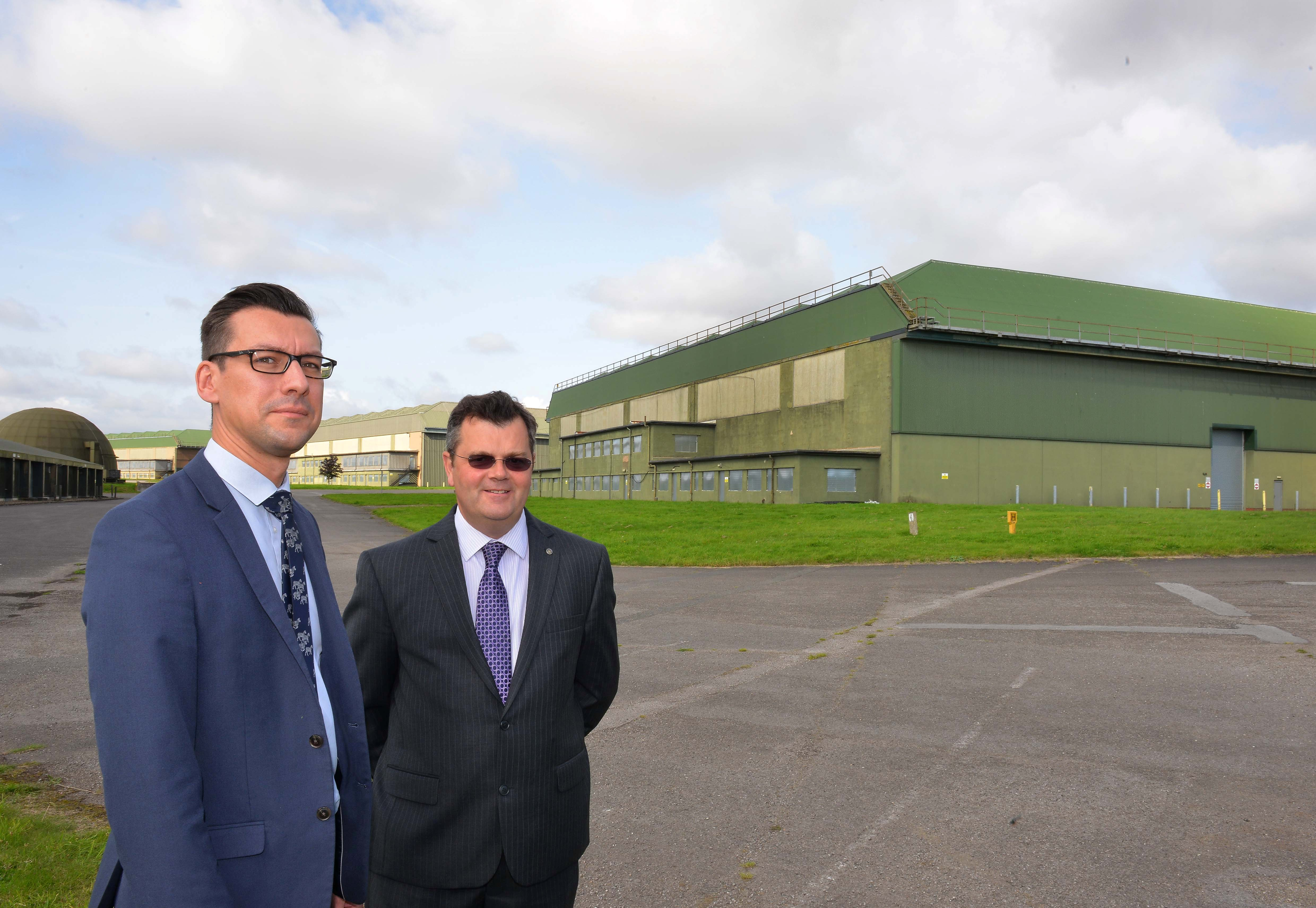 New era for old airbase