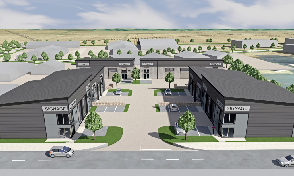 New 'Discovery' reinforces industrial property profile of Peterborough