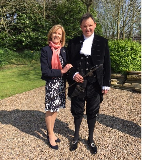 Clark Weightman Director appointed High Sheriff of Lincolnshire