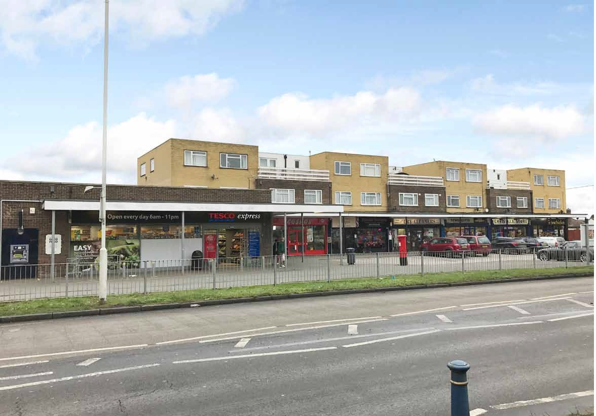 Commercial Freehold Investment sold in Wickford, Essex
