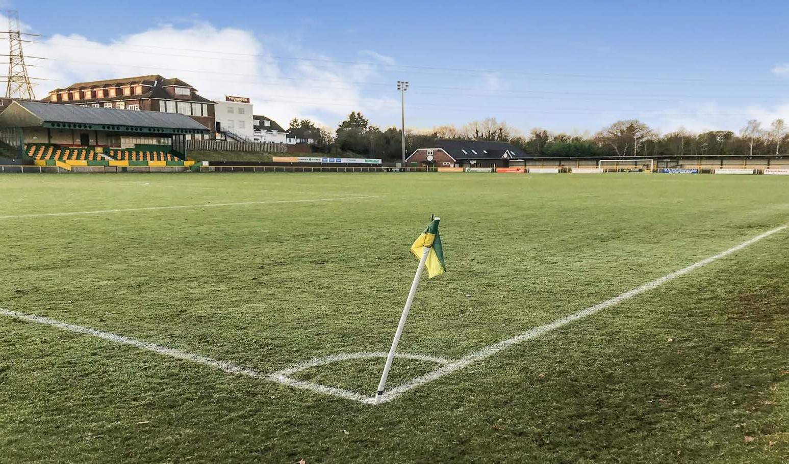 FOR SALE: Thurrock Football Club and Grounds