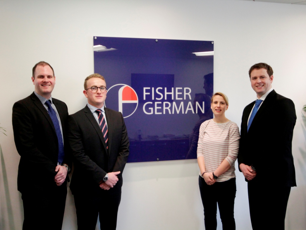 Expansion at Fisher German