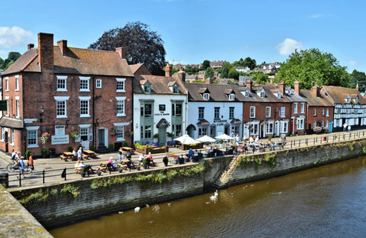 Bewdley offices on banks of Severn may suit owner occupier, investor or developer