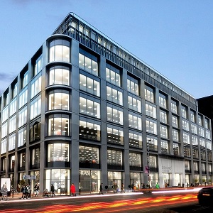 HMRC signs up for 104,000 sq ft Belfast Office space