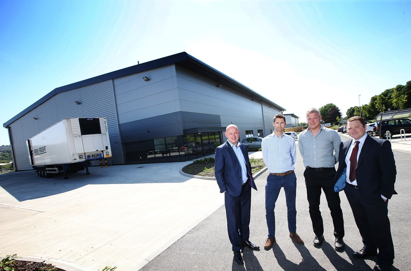 Speculative Team Valley scheme secures first tenant