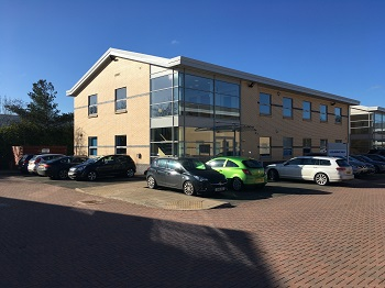Refurbishment complete on Birmingham Business Park offices