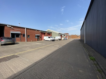 Sale of Industrial Unit in Shenstone completes