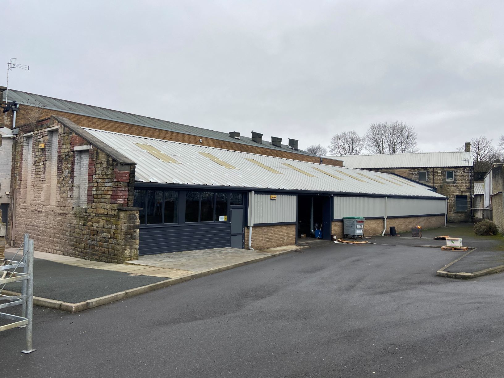 BHT confirm industrial letting in Honley