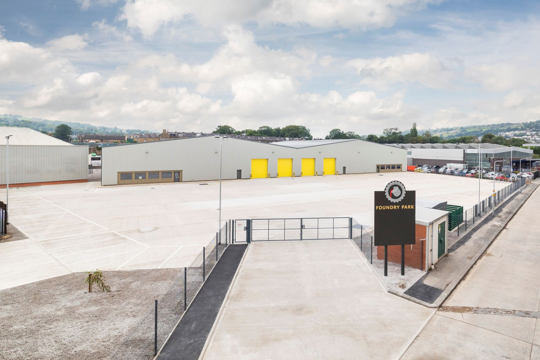BHT confirm sale of Keighley Industrial Investment