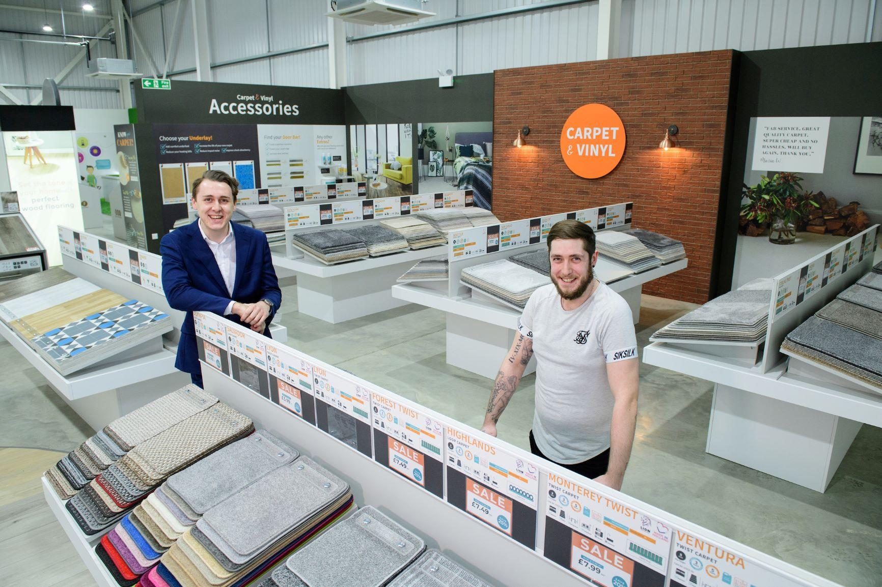 Flooring Superstore arrives in Uphill Lincoln