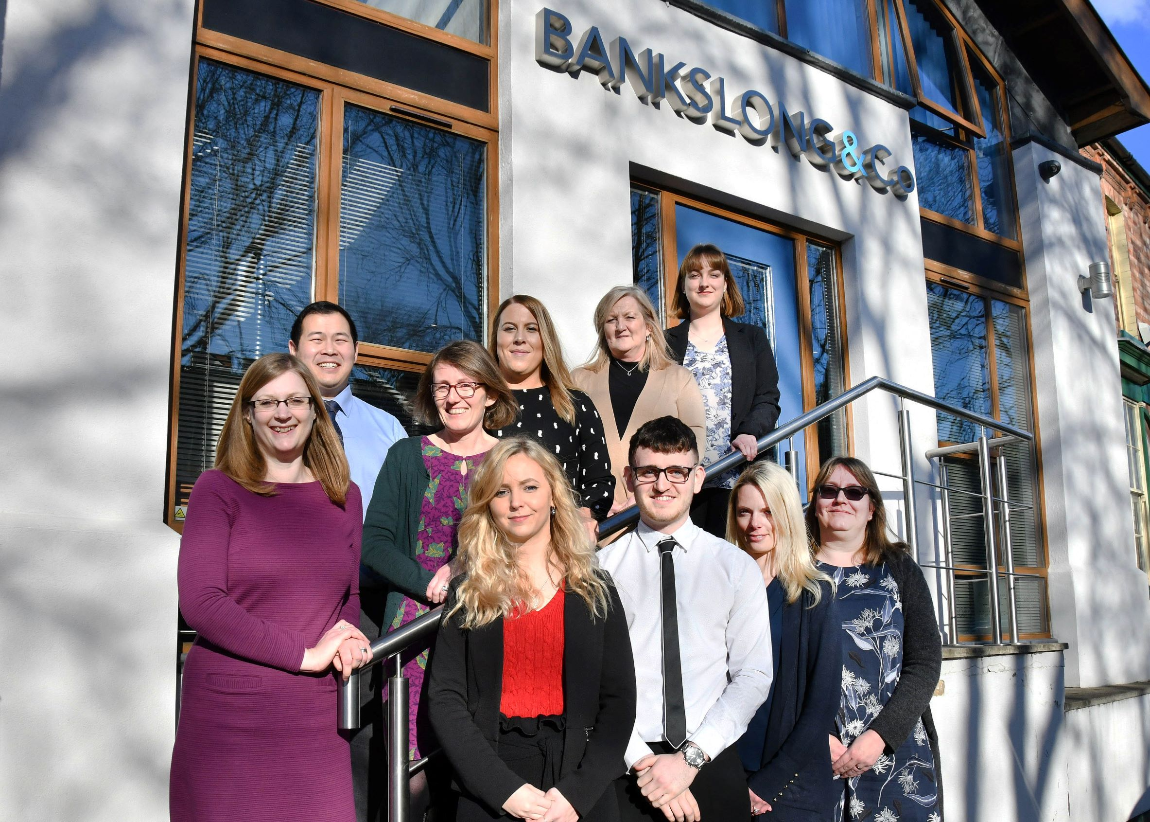 Rising success leads to new job opportunities at Banks Long & Co