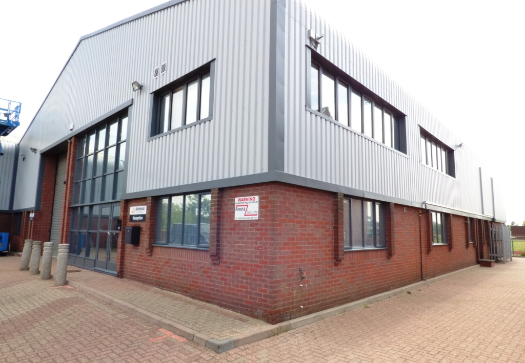 Bedfordshire industrial investment sold in excess of guide price