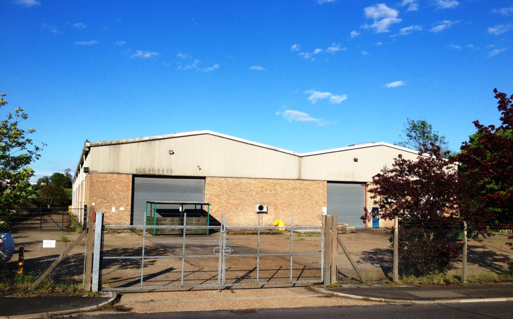 Latest industrial let in Thetford