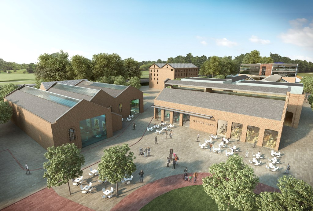 Retailers urged to get on board at Fletton Quays, Peterborough