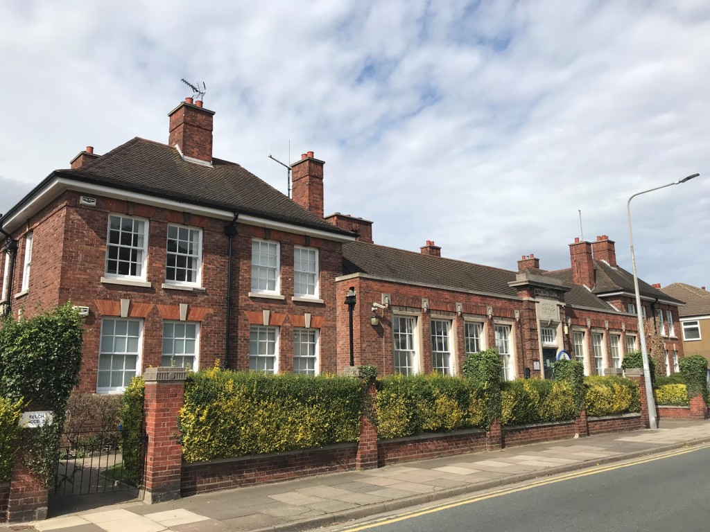 Clark Weightman instructed in sale of Cleethorpes Police Station