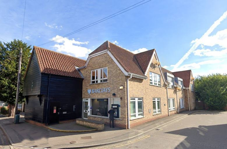 Former Barclays Bank in Great Shelford let to angli-EAR Hearing & Tinnitus Solutions