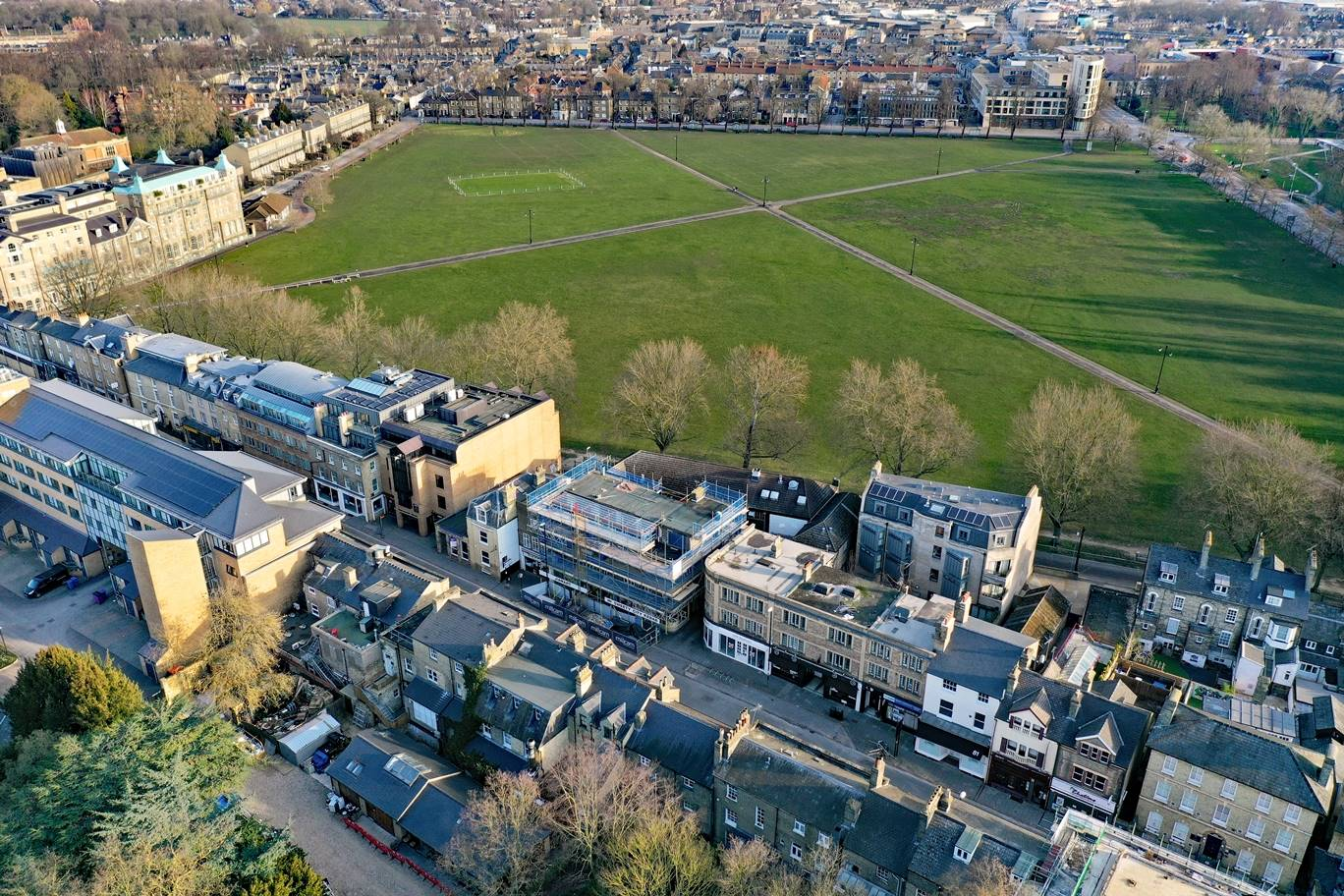 Major freehold investment opportunity comes to market in central Cambridge