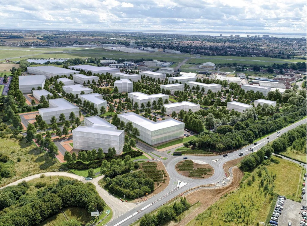 New business park for Southend