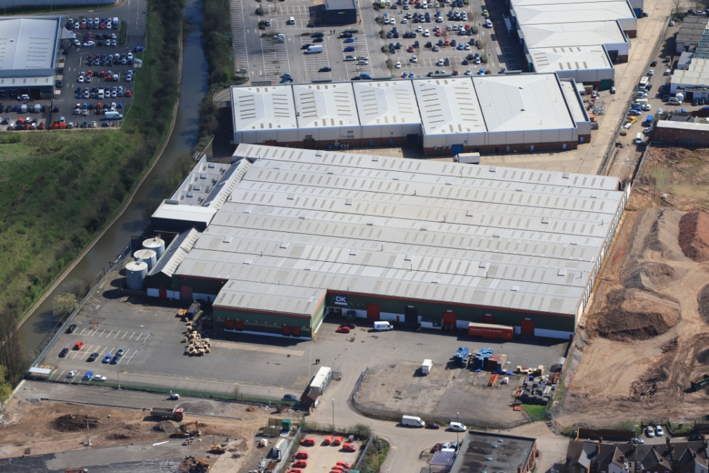 Coventry distribution unit sold in £8.5 million deal