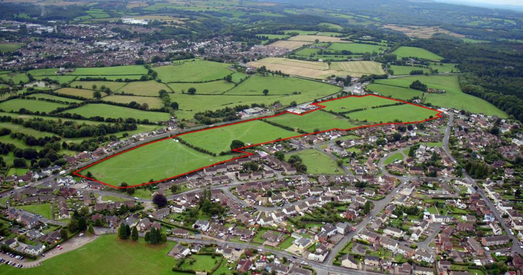 180 homes to be built in Gloucs after Fisher German sell land to Barratt Homes