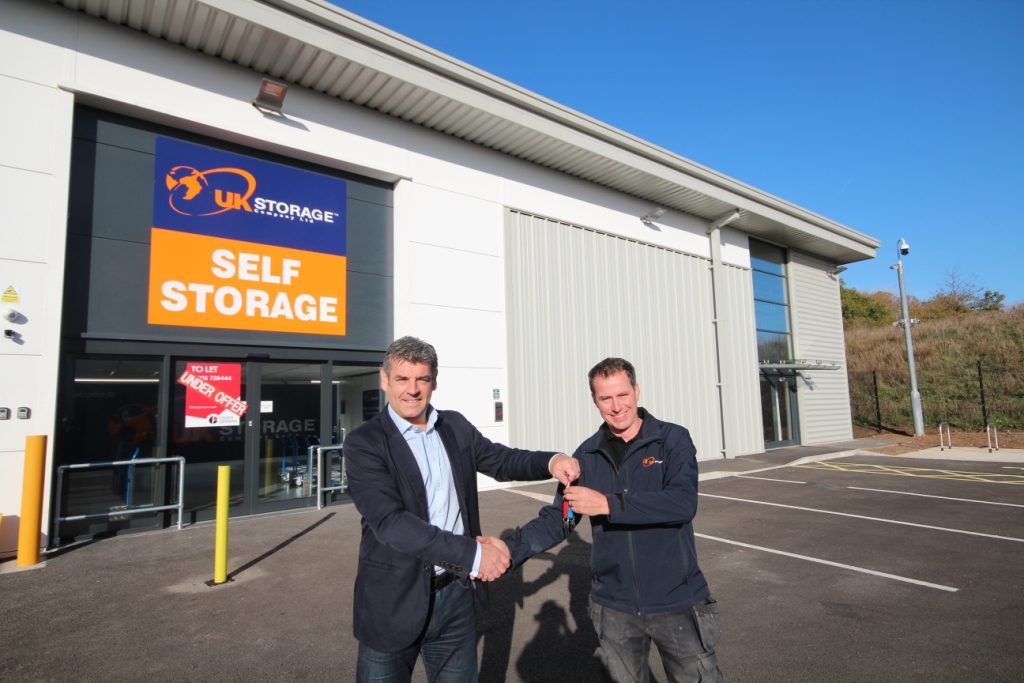 Self-storage operator opens new site in Worcester as part of UK-wide expansion