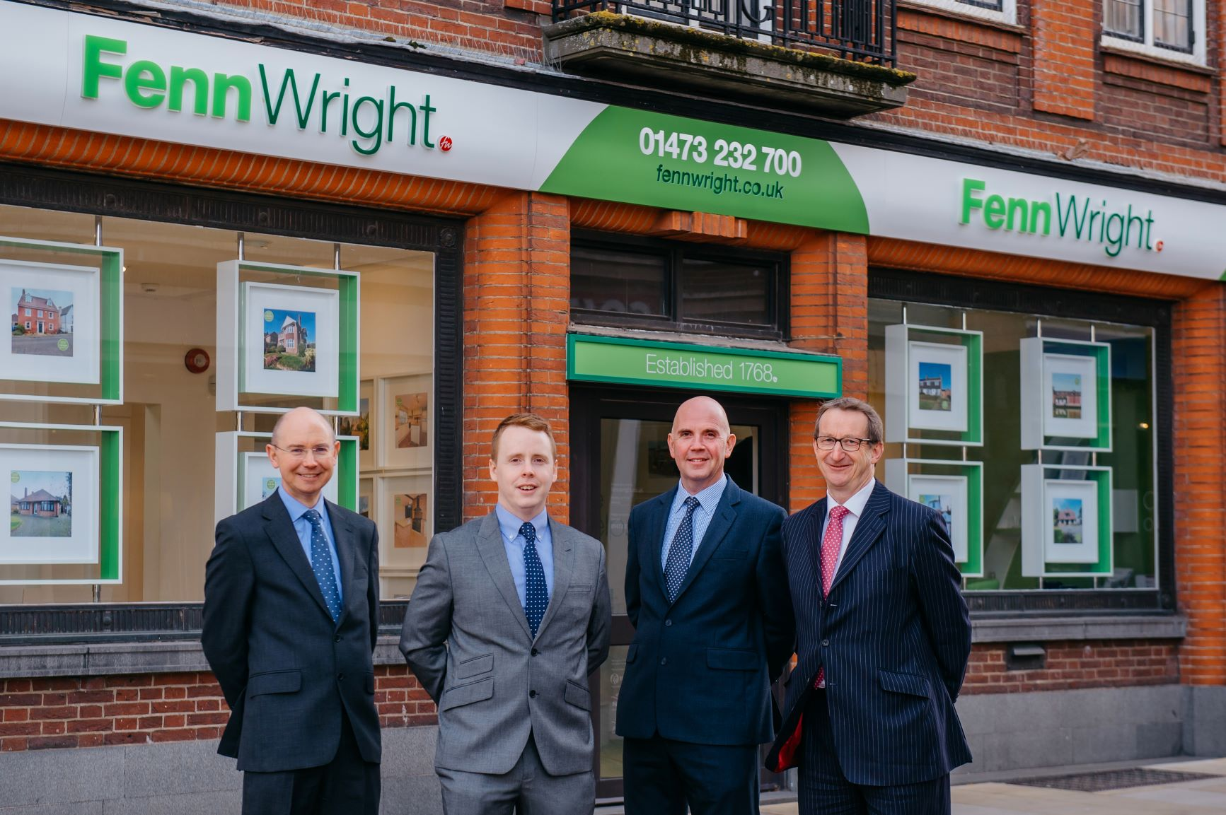 Fenn Wright appoint two senior Chartered Surveyors in Suffolk