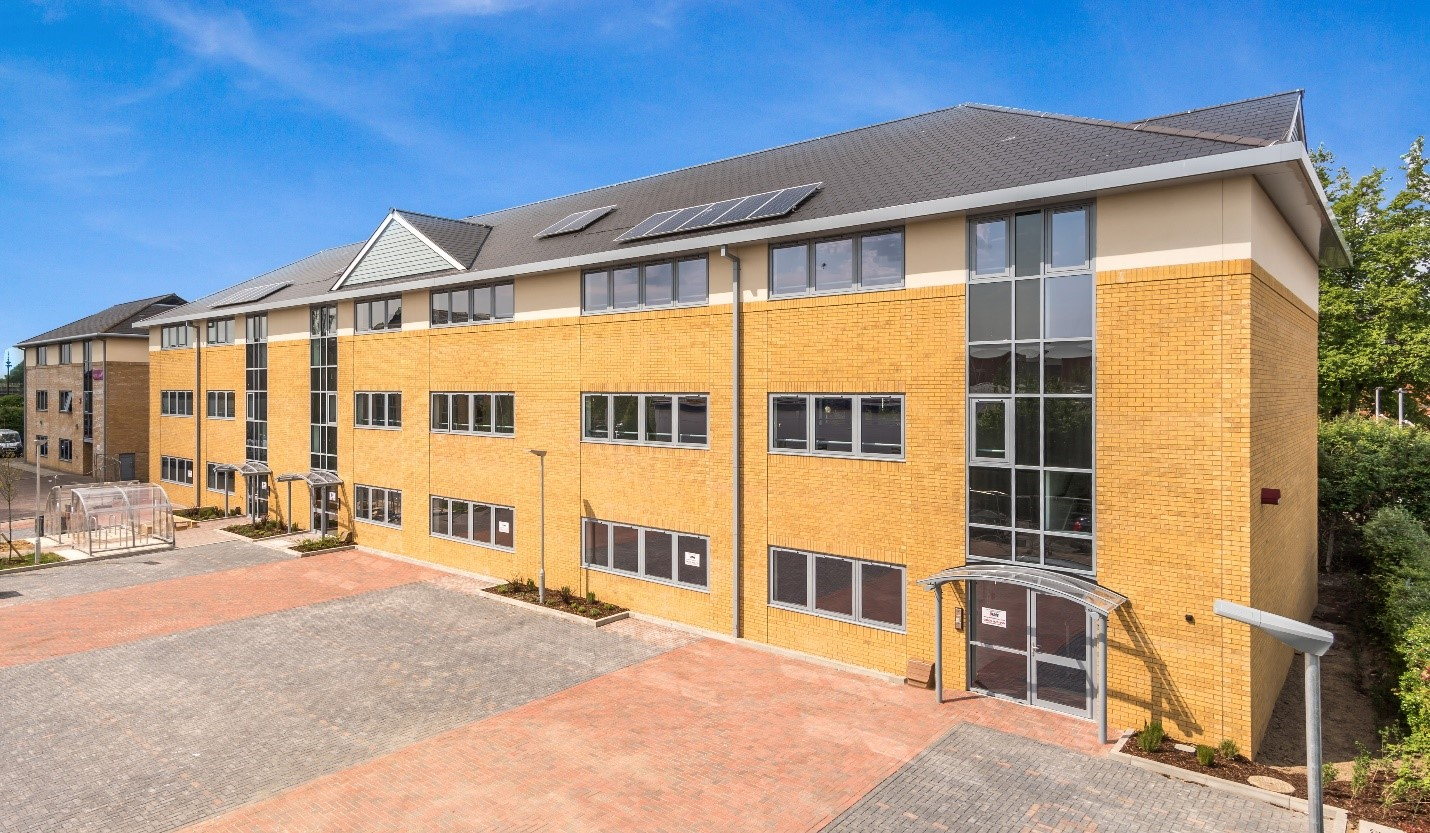 Southern Gate in Chichester now fully let