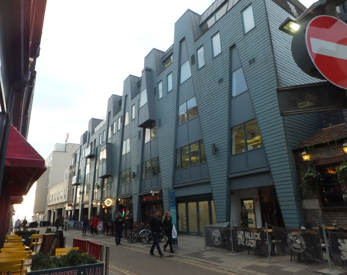 Flude Property Consultants complete Brighton's biggest office letting of the year so far