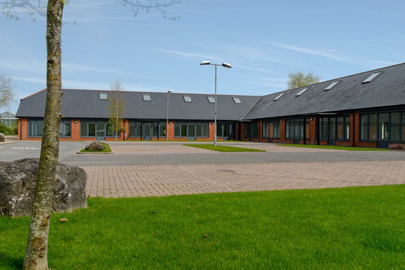Flude Commercial announce first letting at The Courtyard, Vinnetrow Business Park, Chichester