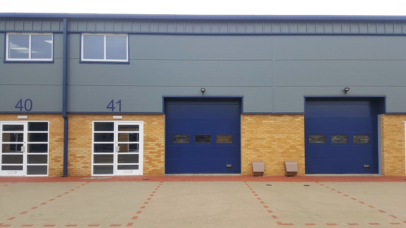 Flude Commercial complete another industrial letting in Chichester