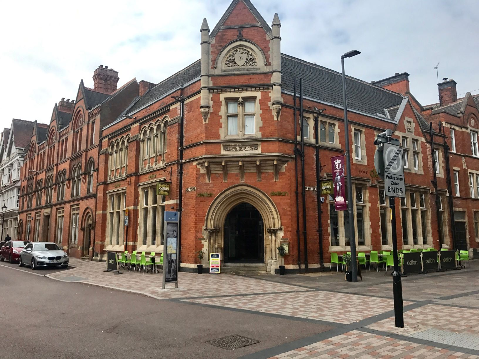 Birmingham restaurant group expands into Leicester