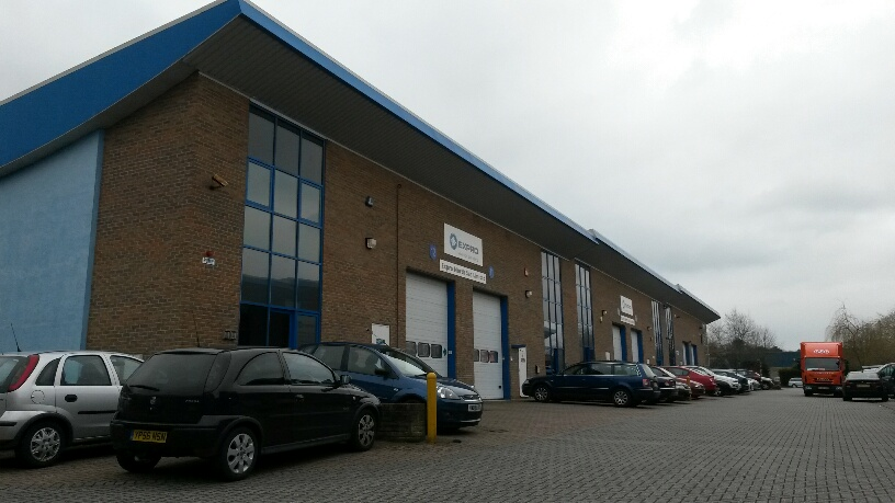 London Clancy confirm industrial letting in Chandlers Ford
