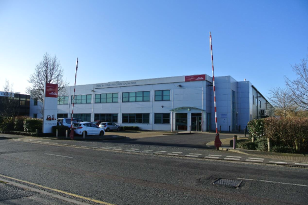 Affinity Point Camberley - 59,000 sq ft unit now let