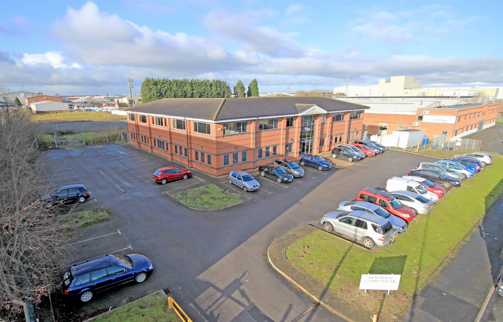 Prime Cheshire Office let to Leading Healthtec Company