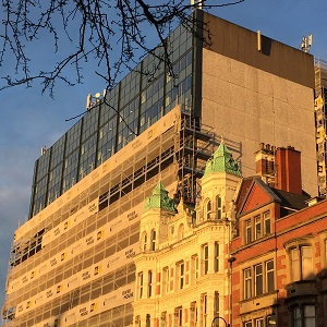 The Wraps are coming off Belfast redevelopment…!