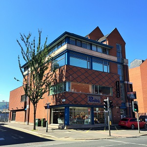 McConnells sell Rankin Furniture building