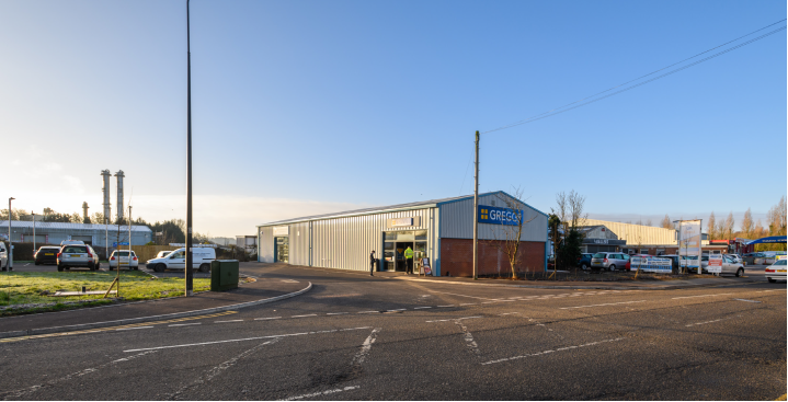 Powell Lloyd confirm the purchase of Briscombe Retail Park, Barry