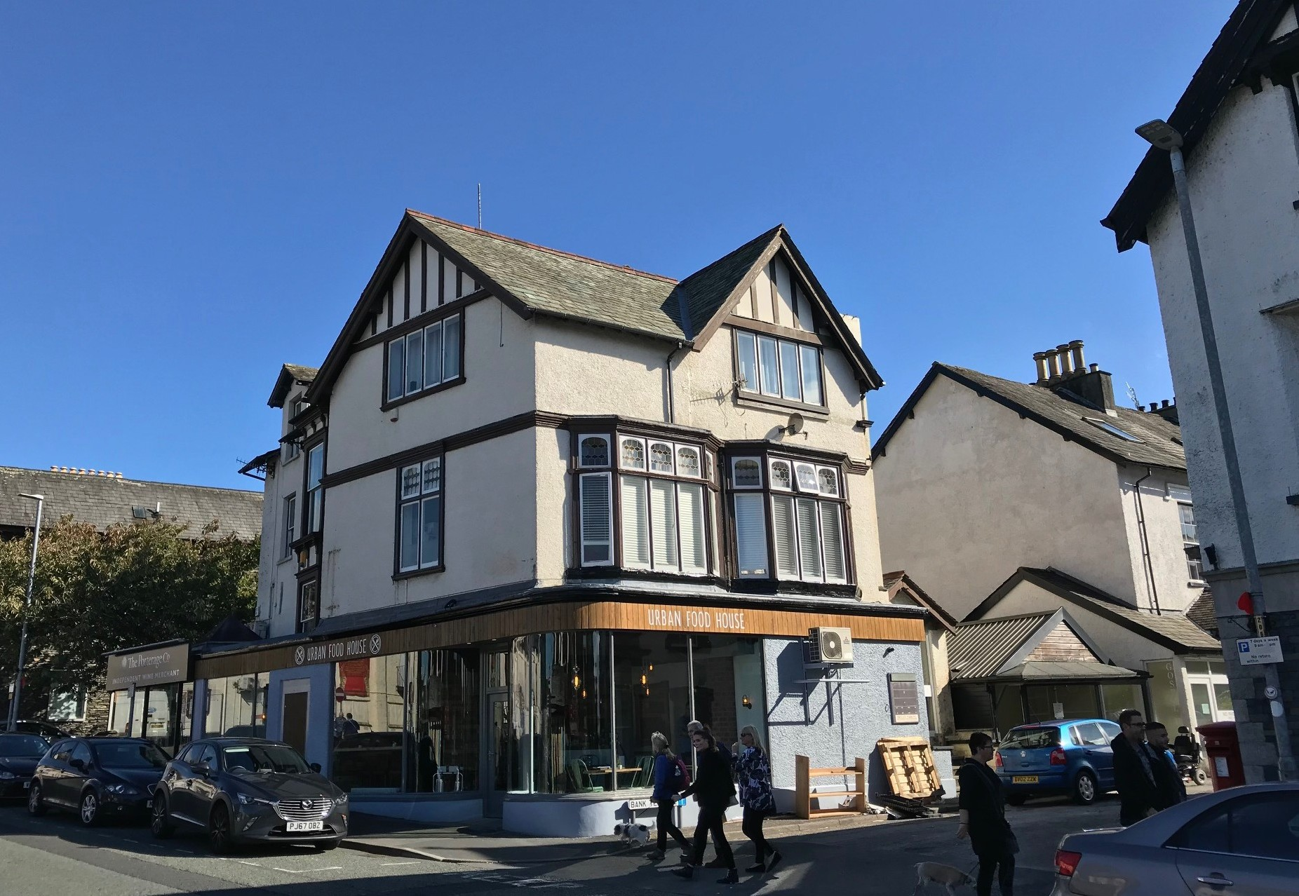 Sale of Lake District restaurant investment