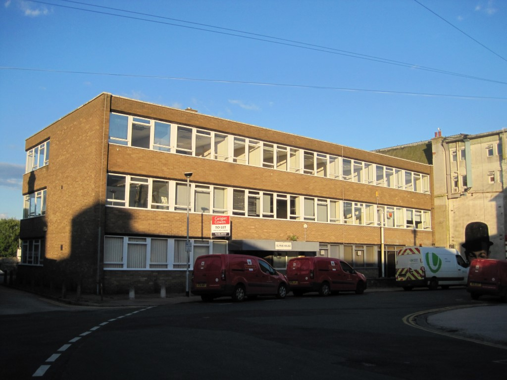 Former government offices acquired