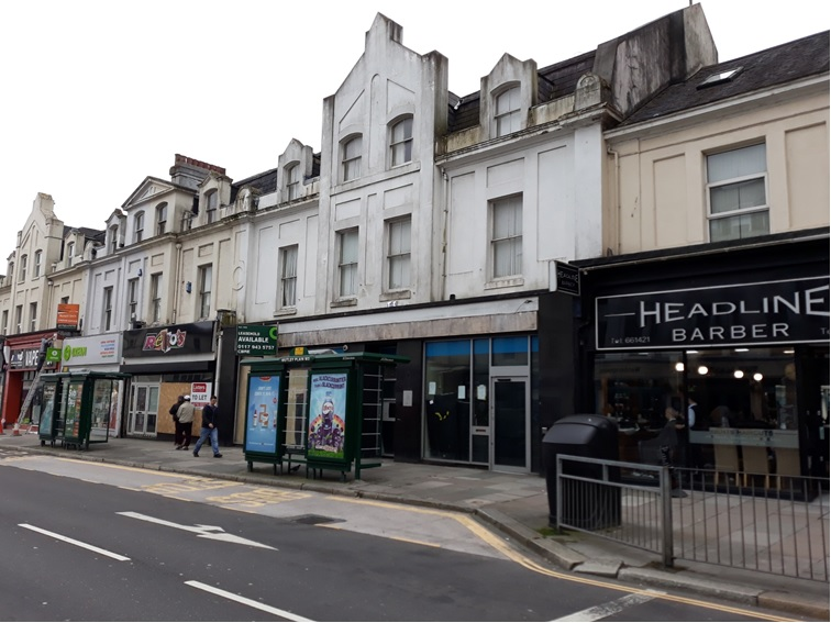 New lease of life for former bank in Mutley Plain, Plymouth