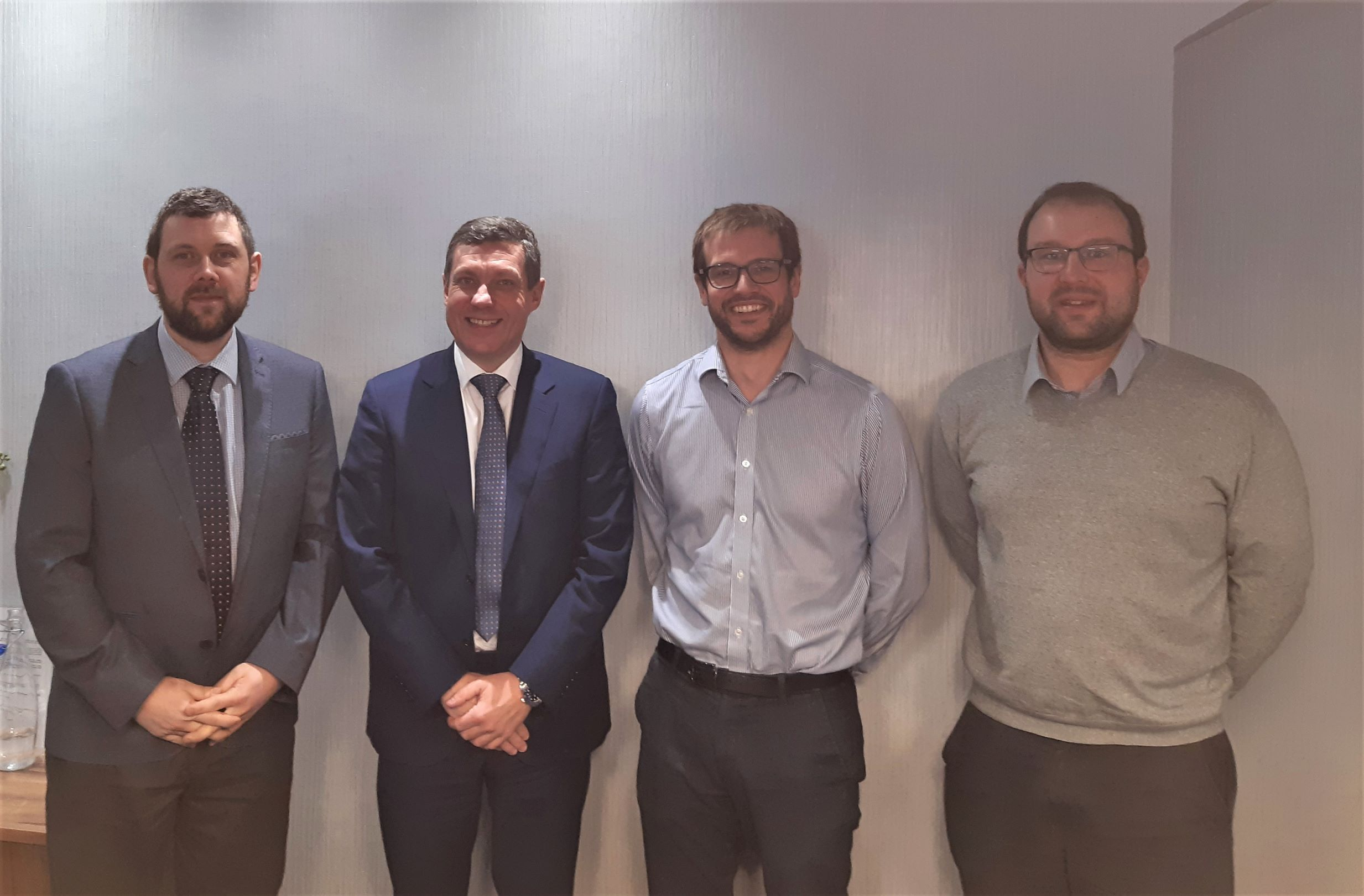 SRL Traffic Systems Limited gears up for growth with South West partners