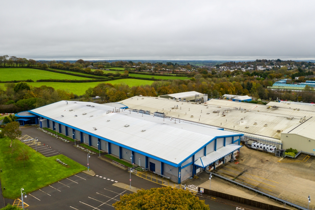 Premium Site goes on the market in Cornwall